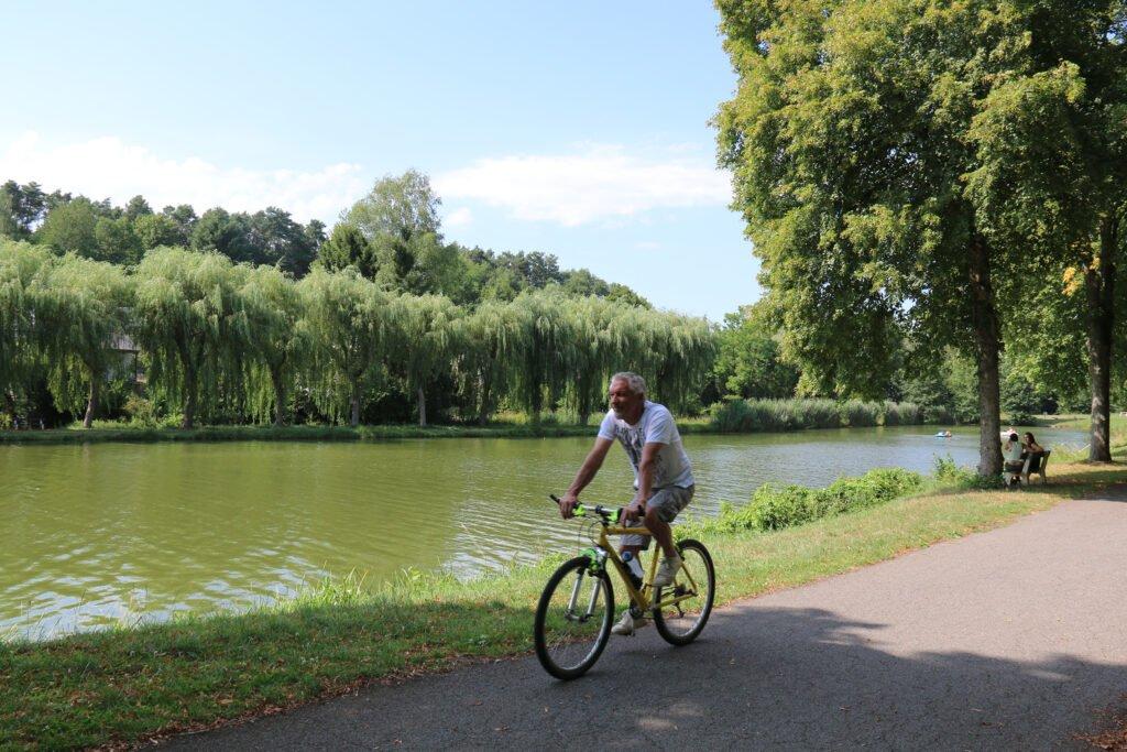 Nouvelle boucle à vélo Gallor !